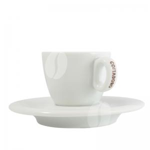 Costadoro Espresso kop en schotel
