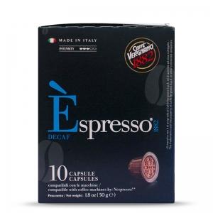Vergnano Decafeinato Nespresso * Capsule