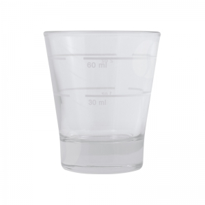 Pirex barista shotglass 60-30 ml