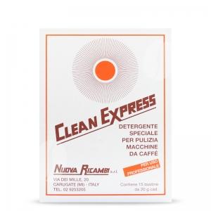 Clean Express reinigingspoeder, 15 sachets