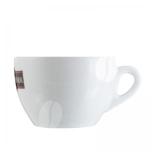New York Cappuccino kop en schotel