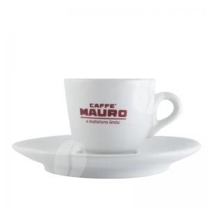 Mauro Espresso kop en schotel