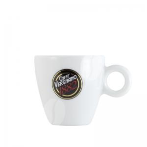 Vergnano Espresso kop en schotel