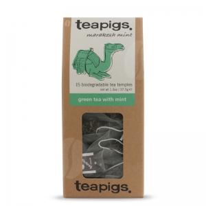 Teapigs Green Tea with Mint