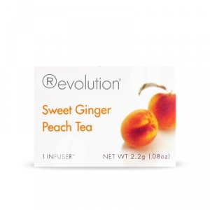 Revolution Sweet Ginger Peach Tea