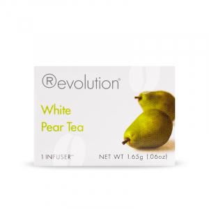 Revolution Tea Green and White Celebration proefpakketje
