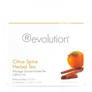 Revolution Tea Citrus Spice Herbal Caffeine Free
