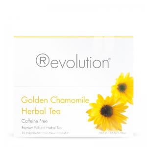 Revolution Tea Golden Chamomille Flowers Herbal