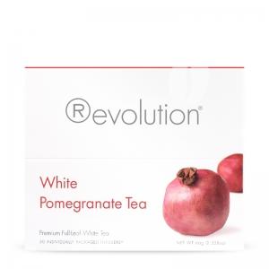 Revolution Tea White Pomegranate Tea