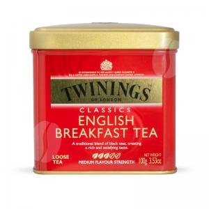 Twinings English Breakfast - losse thee