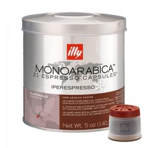 Illy Iperespresso Monoarabica Guatemala