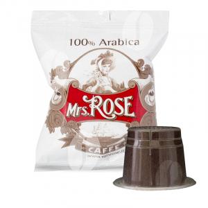 Mrs. Rose Nespresso capsule