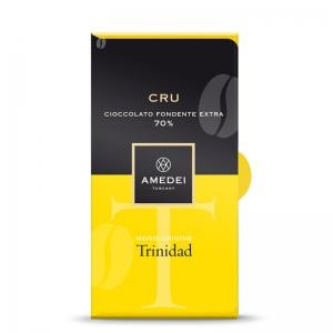 Amedei Dark Chocolate Bar 70% Cru - Trinidad