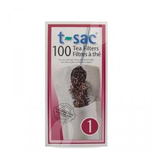 T-Sac losse thee zakjes, maat 1