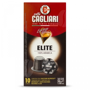 Cagliari Elite 100% arabica Nespresso