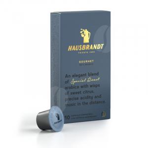 Hausbrandt Gourmet 100% arabica Nespresso * Capsule