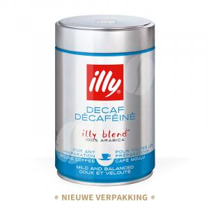 Illy Cafeïnevrij Espressomaling