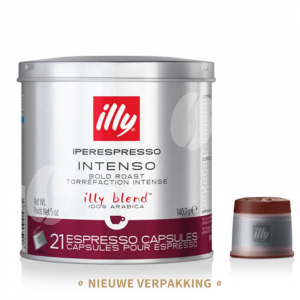 Illy Iperespresso Intenso