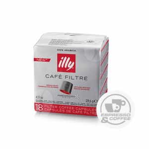 Illy Iperespresso Filterkoffie Normale Branding N