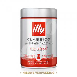 Illy Normale Branding N Filtermaling