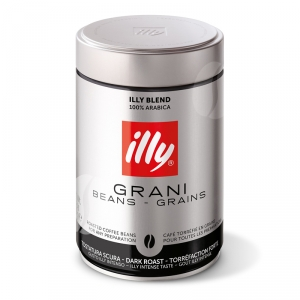 Illy Donkere Branding S