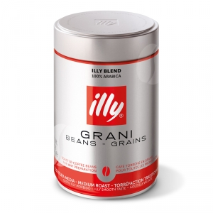illy caffe Normale Branding N