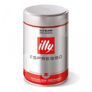 Illy Normale Branding N Espressomaling