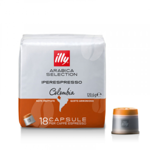 Illy Iperespresso Arabica Selection Colombia