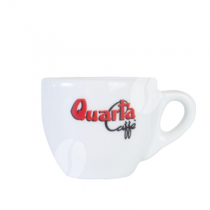 Quarta Espresso kop en schotel