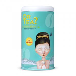Or Tea? Ginseng Beauty