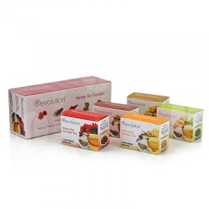 Revolution Tea Holiday Cheer Collection proefpakketje