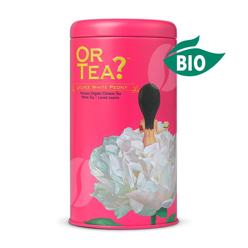 b5b0a10d7be Or Tea? Lychee White Peony - losse thee 50 g online bestellen bij ...