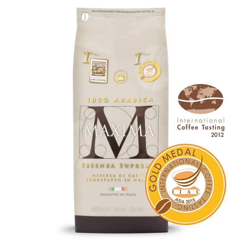 Caffè Morandini Maxima Bonen 1000 G Online Bestellen Bij