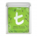 Dilmah Green Tea with Jasmine Flowers