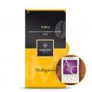 Amedei Dark Chocolate Bar 70% Cru - Madagascar