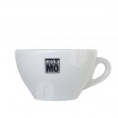 MokaMo Cappuccino kop en schotel