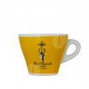Sant' Eustachio Cappuccino kop en schotel