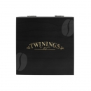 "Twinings theekist, 4 vaks ""Grey Collection"""