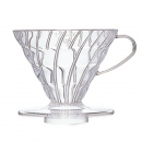 Hario V60 Coffee Dripper 02 Acryl Transparent