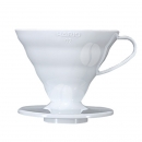 Hario V60 Coffee Dripper 02 Acryl White