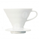 Hario V60 Coffee Dripper 02 Ceramic / White