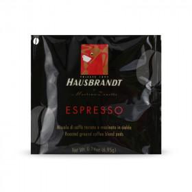 Hausbrandt Espresso ESE Serving