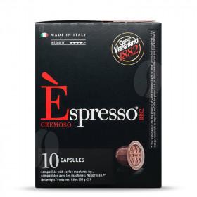 Vergnano Cremoso Nespresso* Capsule