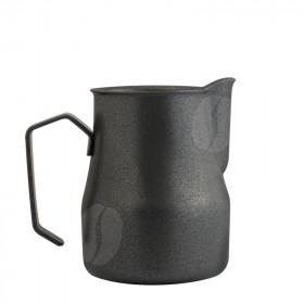 Motta Milk Pitcher Champion Teflon Black 35cl (3 cups)