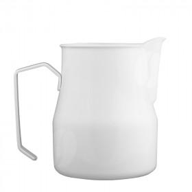 Motta Milk Pitcher Champion Teflon White 50cl (4 cups)