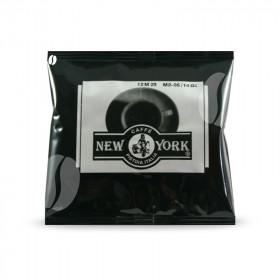 New York Espresso ESE Serving