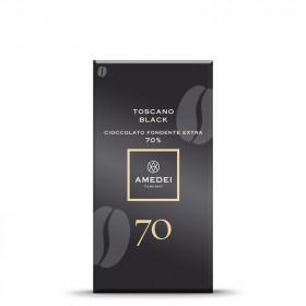 Amedei Dark Chocolate Bar Toscano Black 70%