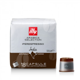 Illy Iperespresso Arabica Selection India