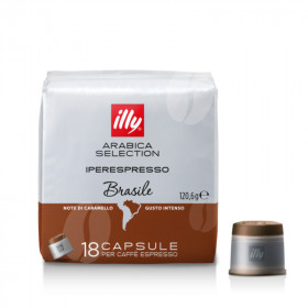 Illy Iperespresso Arabica Selection Brazilië
