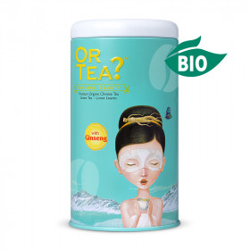 Or Tea? Ginseng Beauty - losse thee